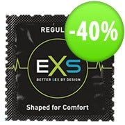 Køb 12 EXS Kondomer for 29 kr